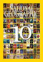 Publicatie Jubileumnummer National Geographic